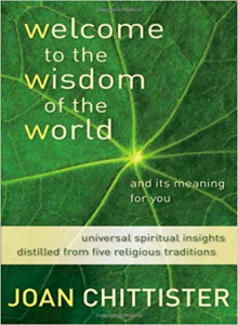 Welcome to the Wisdom of the World and Its Meaning for You by Joan Chittister