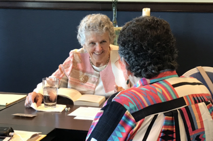 2018 Readers Retreat with Joan Chittister